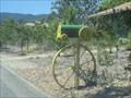 Image for Tractor Mailbox - Saratoga, CA