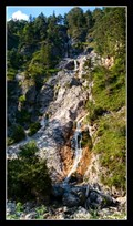 Image for Sulzer Waterfall (Sulzer Wasserfall) - Almbachklamm, Germany