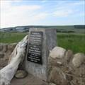 Image for O.S. Triangulation Pillar - Peace Hill, Fife.