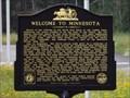 Image for Welcome to Minnesota - Grand Portage MN