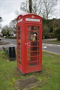 Image for Red telephone box - Great Alne, Warwickshire, B49 6HH