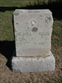 Image for James H. Case - Gordonville Cemetery - Gordonville, TX