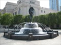 Image for Harmony Fountain at The Schermerhorn Symphony Center