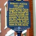 Image for Robert Purvis (1810-1898) -  Philadelphia PA