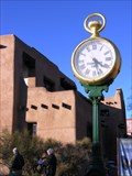 Image for The Spitz Clock, Santa Fe, NM