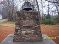 Image for Bell at Ruddick Cemetery, near Garfield, AR