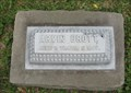Image for Brott marker - S O M Road Cemetery - Willoughby Hills, Ohio
