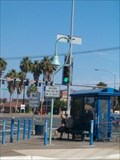 Image for El Camino Real Bell - Mission Road, Oceanside, Ca