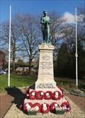 Image for LANDRINDOD WELLS - WAR MEMORIAL - POWYS, WALES.
