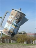 Image for The World's Largest Coffee Pot - Davidson, Saskatchewan