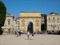 Image for Arc de Triomphe - Montpellier, France