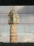 Image for Railway Station Clock, Ghent St.Pieters, Ghent, Belgium