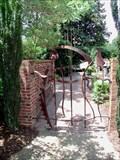 Image for Gardens Tools Gate – Atlanta Botanical Garden - Atlanta, GA