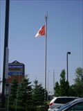 Image for Flag Pole Tower - Chinguacousy Rd - Brampton, Ontario, Canada