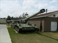 Image for M110 Howitzer - VFW 6602 - Hinesville, GA
