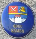 Image for Znak obce Kámen - Czech Republic