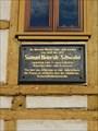 Image for Residence of Samuel Heinrich Schwabe - Dessau/ST/Germany