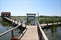 Image for Water and boardwalk trail - Poroszló, Hungary