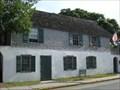 Image for González-Alvarez House - St. Augustine, FL, USA