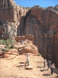 Image for Canyon Overlook Trail - Zion National Park