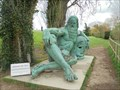Image for Statue de Léonard de Vinci
