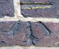 Image for Cut Bench Mark - St John's Hill, Clapham, London, UK