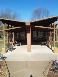 View Waymark Gallery. Karen Rose Butterfly House   Botanical Garden Of The  Ozarks   Fayetteville AR
