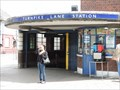 Image for Turnpike Lane Underground Station - Green Lanes, London, UK