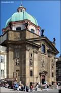 Image for Church of St. Francis Seraphicus / Kostel Sv. Františka Serafimského - Prague, CZ