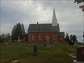 Image for Trinity Anglican Church and Churchyard - Morpeth, Ontario