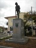 Image for Firefighter Memorial - Malveira, Portugal