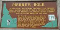 Image for #139 - Pierre's Hole
