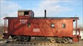 Image for Chicago, Burlington and Quincy Railroad Caboose 13979 - Novinger, Missouri