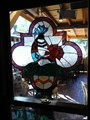 Image for Kokopelli Stained Glass - Oscar's Cafe - Springdale, UT