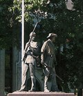 Image for Two Civil War Soldiers - Clinton, MO