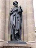 Image for Female Figure - Barcelona, Spain