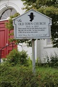 Image for The Old Town Church - Newbury, MA