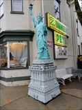 Image for Zimmer's Pets Statue of Liberty - Boyertown, PA