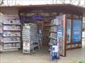 Image for Kiosque à journaux du bas du Cours Mirabeau - Aix en Provence, Paca, France