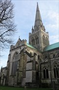 Image for Chichester Cathedral - Medieval Church - West Sussex, UK.