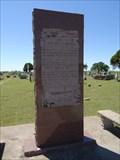 Image for Pioneer Memorial - Oak Hill Cemetery - Stoneburg, TX