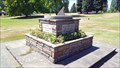 Image for Richard Monckton Milnes & Abraham Cowley - Washington Memorial Park - SeaTac, WA