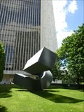 "Image for ""Verge"" by Clement Meadmore - Albany, NY"