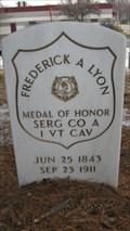 Image for Frederick A. Lyon - Jackson, MI