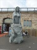 Image for The Big Granite Mermaid - Copenhagen, Denmark