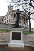 Image for Sam Davis, Boy Hero of the Confederacy -- Nashville TN