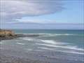 Image for Opunake Beach. Taranaki. New Zealand.