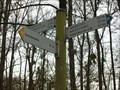 Image for Hiking Trail Arrows around Liblarer Lake, Karauschenweiher, Erftstadt - NRW / Germany