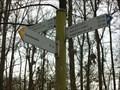 Image for Hiking Trail Arrows around Liblarer Lake, Karauschenweiher, Erftstadt - NRW / Germany