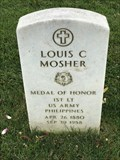 Image for Louis Clinton Mosher - San Francisco National Cemetery